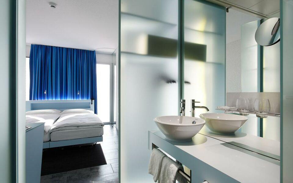 Hotel cristal design geneve suisse my boutique hotel for Design hotel geneva rue ferrier 6