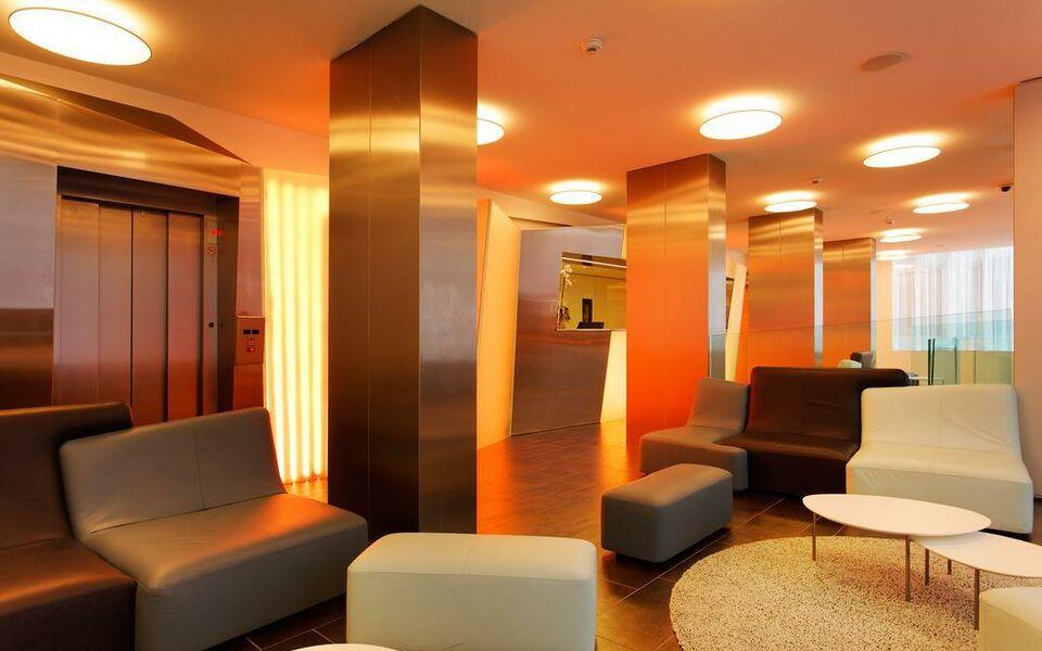 Hotel cristal design geneve svizzera for Hotel design geneve