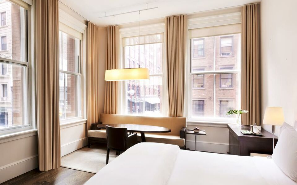 The mercer a design boutique hotel new york city u s a for Design hotel mr president karadjordjeva 75
