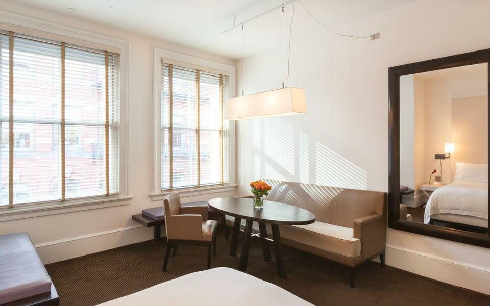 the mercer new york nyc vereinigte staaten von amerika. Black Bedroom Furniture Sets. Home Design Ideas