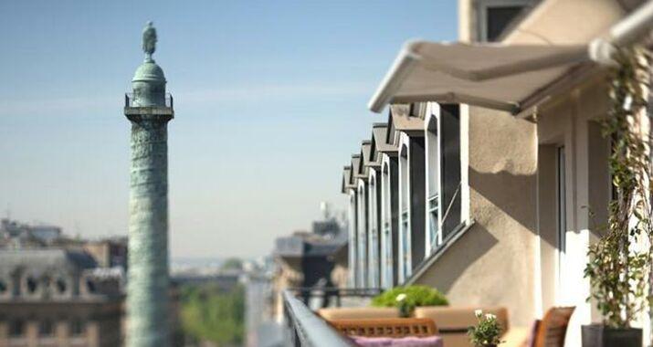 park hyatt paris vendome a design boutique hotel paris france. Black Bedroom Furniture Sets. Home Design Ideas