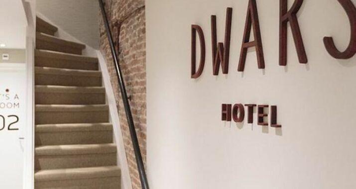 Hotel Dwars Amsterdam : Hotel dwars a design boutique hotel amsterdam netherlands
