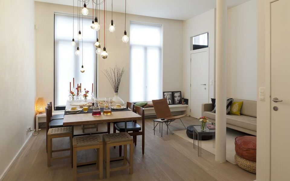 B&B Rosier 10, Antwerp (2)
