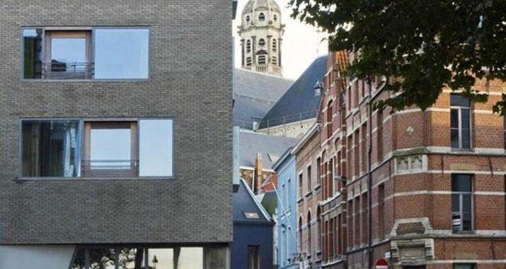 Kool kaai studio 39 s antwerp belgien for Kleine boutique hotels
