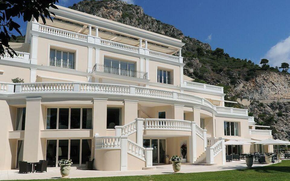 Hotel cap estel a design boutique hotel eze france for Hotel boutique france