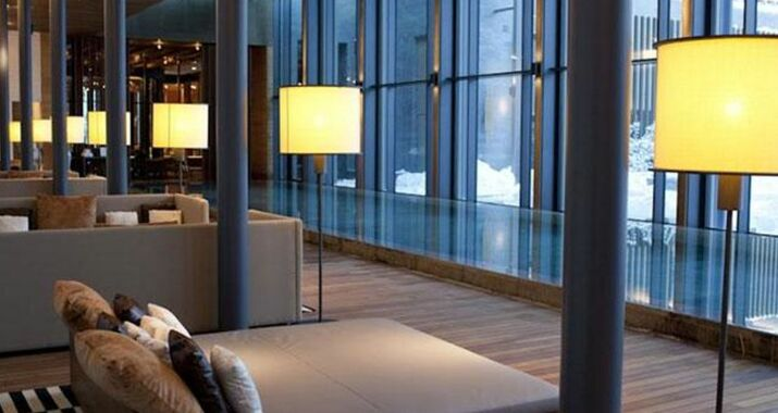 The Chedi Andermatt, Andermatt (2)