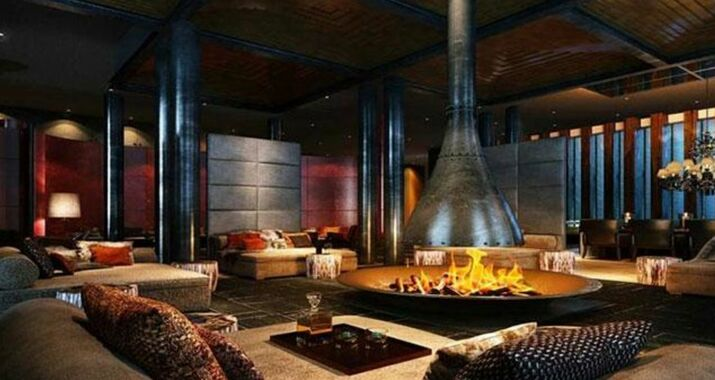 The Chedi Andermatt, Andermatt (5)