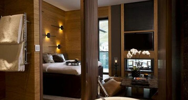 The Chedi Andermatt, Andermatt (11)
