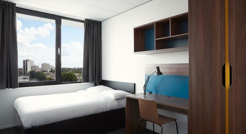 The student hotel rotterdam rotterdam pays bas my boutique hotel - Chambre double standard ...
