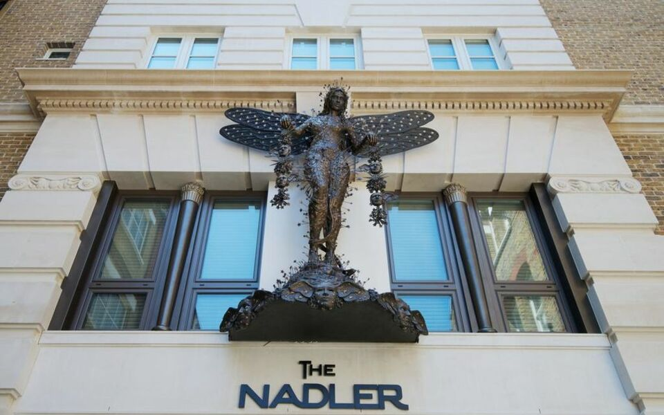 The nadler soho a design boutique hotel london united for Boutique hotels london trivago