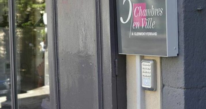 5 chambres en ville clermont ferrand francia for 5 chambres en ville
