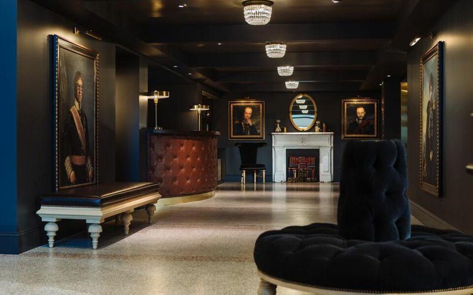 Kimpton Palladian Hotel A Design Boutique Hotel Seattle