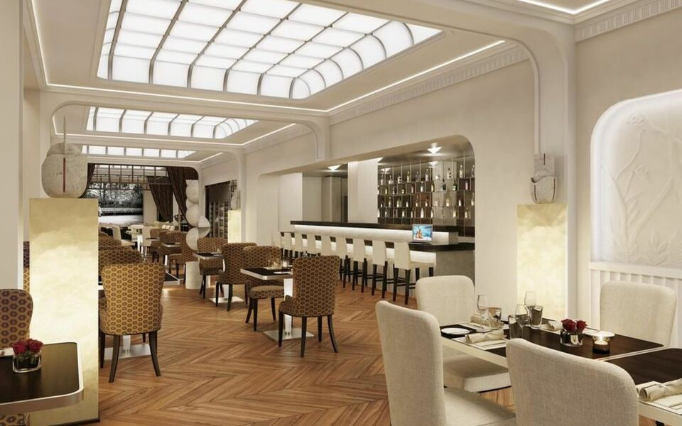 Standart hotel moscow a member of design hotels a design for Design hotel mosca