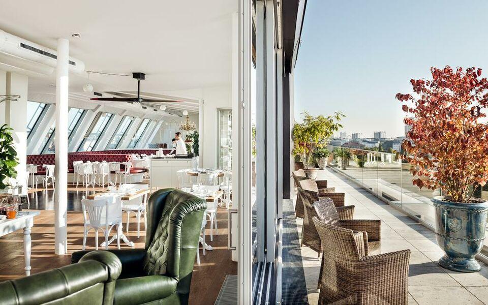 Grand ferdinand a boutique design hotel vienne for Design und boutique hotels wien