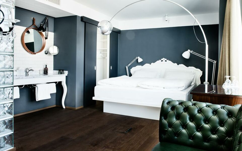 Grand ferdinand a boutique design hotel a design for Design boutique hotels in austria