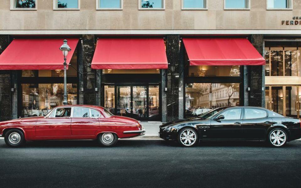 Grand ferdinand a boutique design hotel wien sterreich for Design und boutique hotels wien