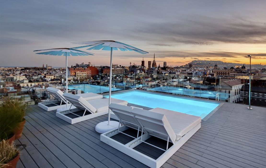 Where to stay in barcelona best boutique hotels themag for Boutique hotel barcelone