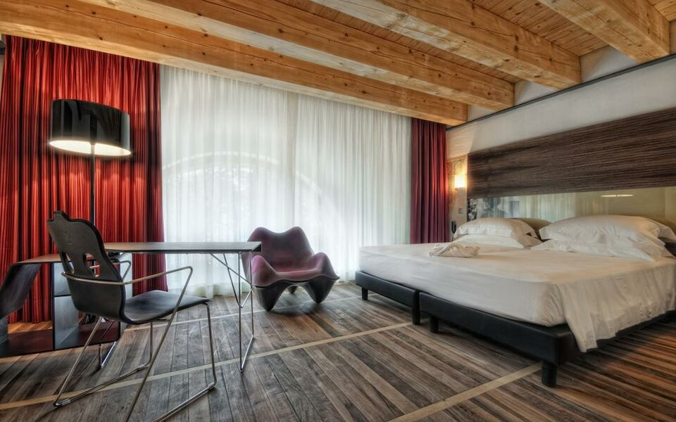 Hotel veronesi la torre a design boutique hotel for Design hotel verona
