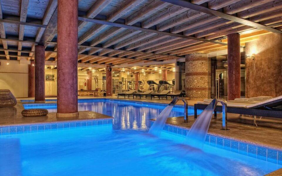 Hotel veronesi la torre a design boutique hotel - Hotels in verona with swimming pool ...