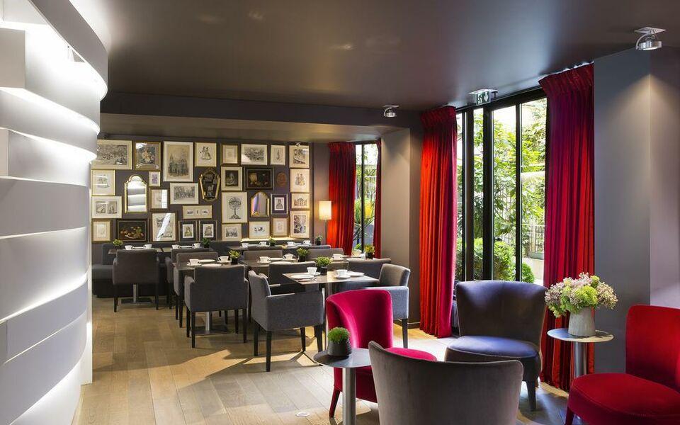 H tel moli re a design boutique hotel paris france for Design boutique hotels paris
