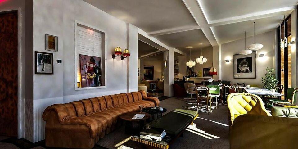 le pigalle paris france my boutique hotel. Black Bedroom Furniture Sets. Home Design Ideas