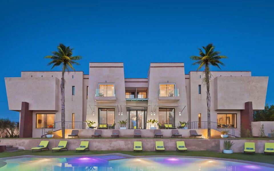 Ag hotel spa a design boutique hotel douar soukkane for Design hotels ag