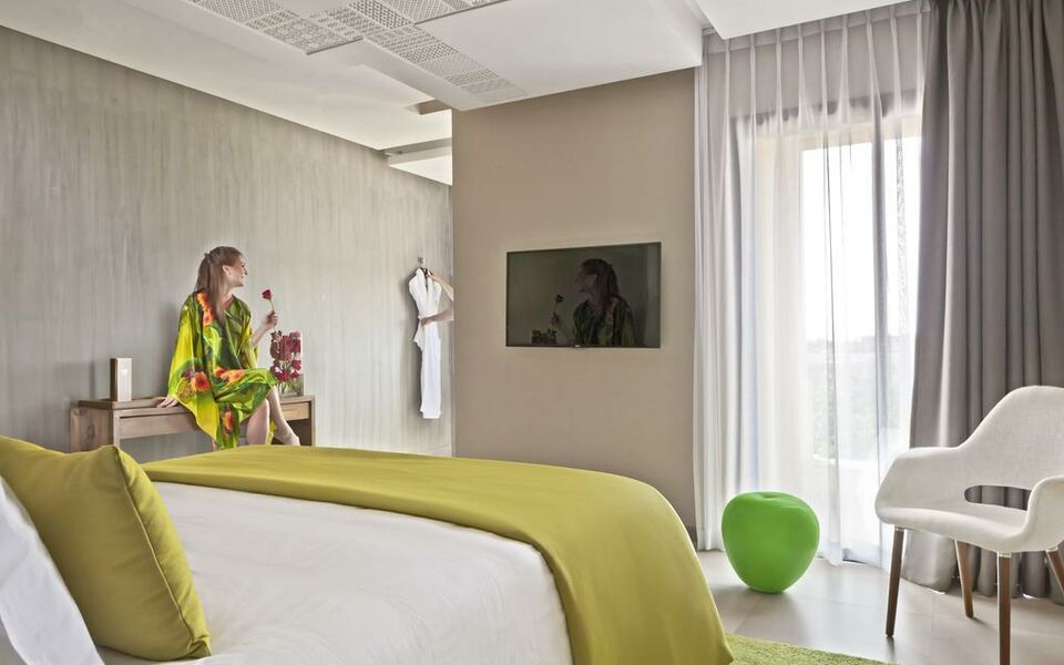 Ag hotel spa a design boutique hotel douar soukkane for Design hotels ag