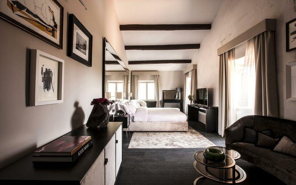 Dom hotel roma a design boutique hotel rome italy for Design boutique hotel rome