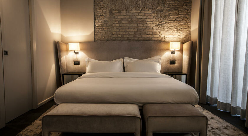Dom hotel roma a design boutique hotel rome italy for Best boutique hotels rome