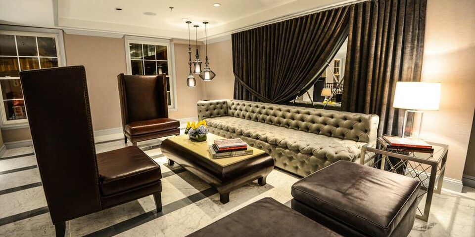 The graham georgetown a design boutique hotel washington for Hotel design washington dc
