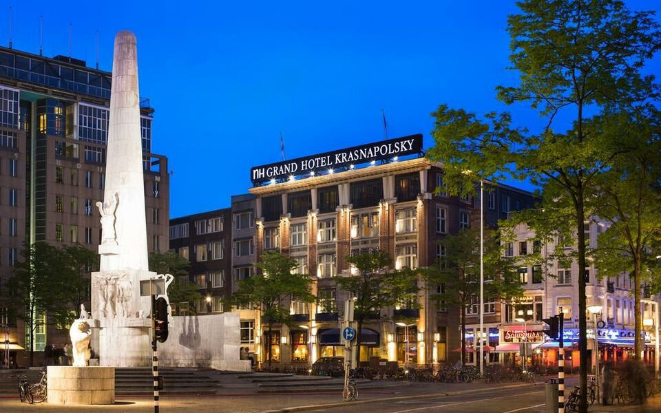 NH Collection Amsterdam Grand Hotel Krasnapolsky, Amsterdam (1)