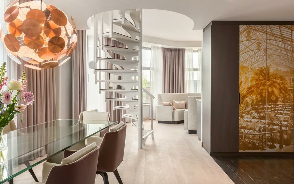 NH Collection Amsterdam Grand Hotel Krasnapolsky, Amsterdam (3)