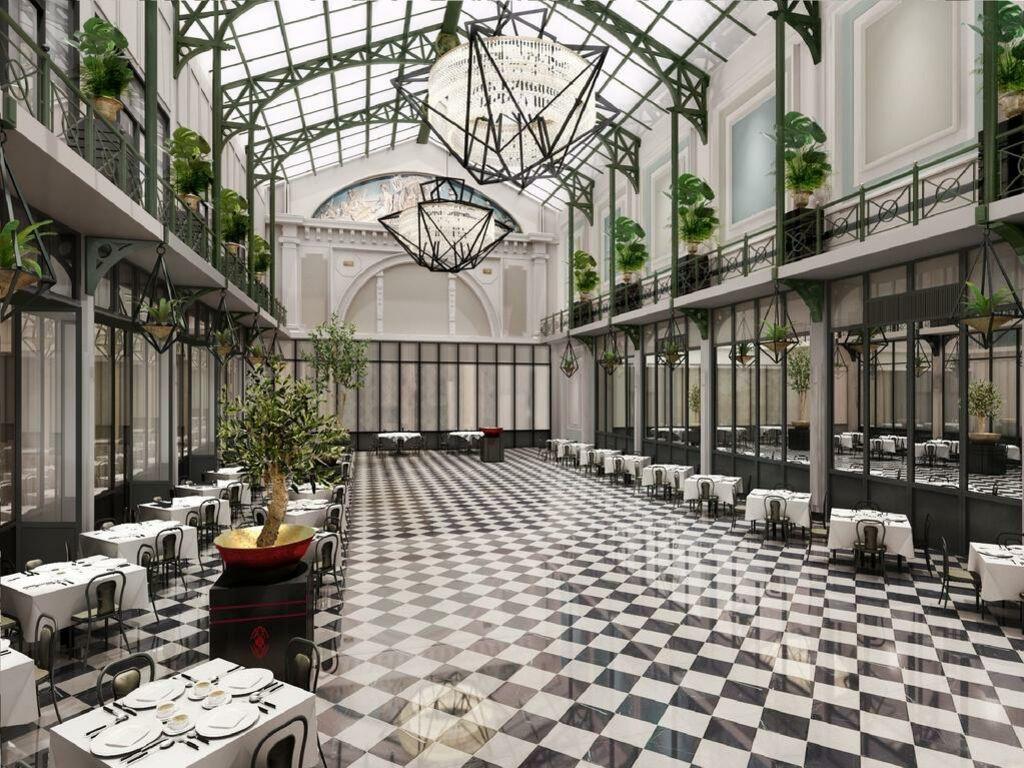 Nh Collection Amsterdam Grand Hotel Krasnapolsky Amsterdam Niederlande