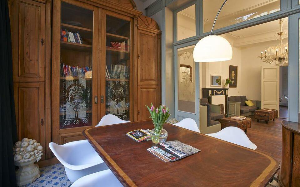 Hotel les charmes a design boutique hotel maastricht for Charme design boutique hotel favignana