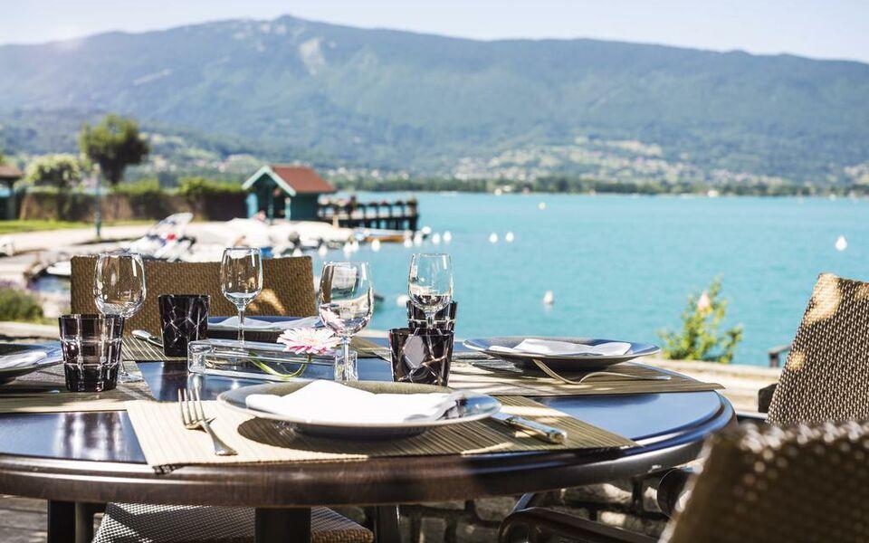 Hotel Restaurant Le Cottage Talloires