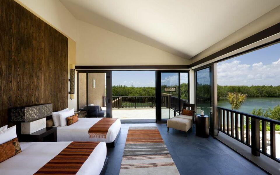 Banyan Tree Mayakoba A Design Boutique Hotel Playa Del