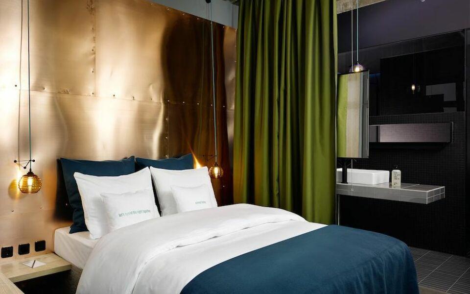 25hours hotel bikini berlin a design boutique hotel for Design hotel berlino