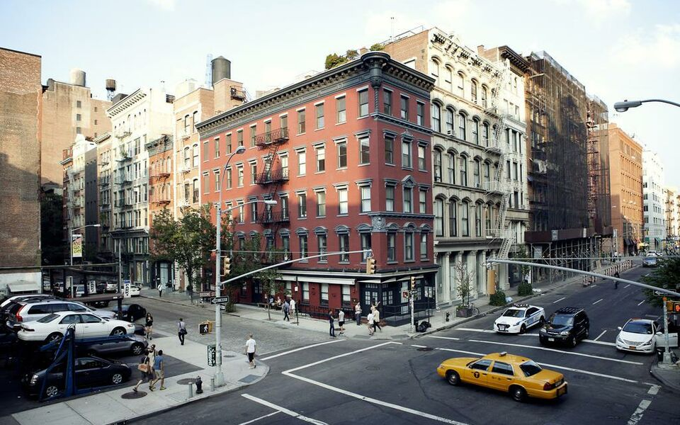 The Broome, New York, Soho (5)
