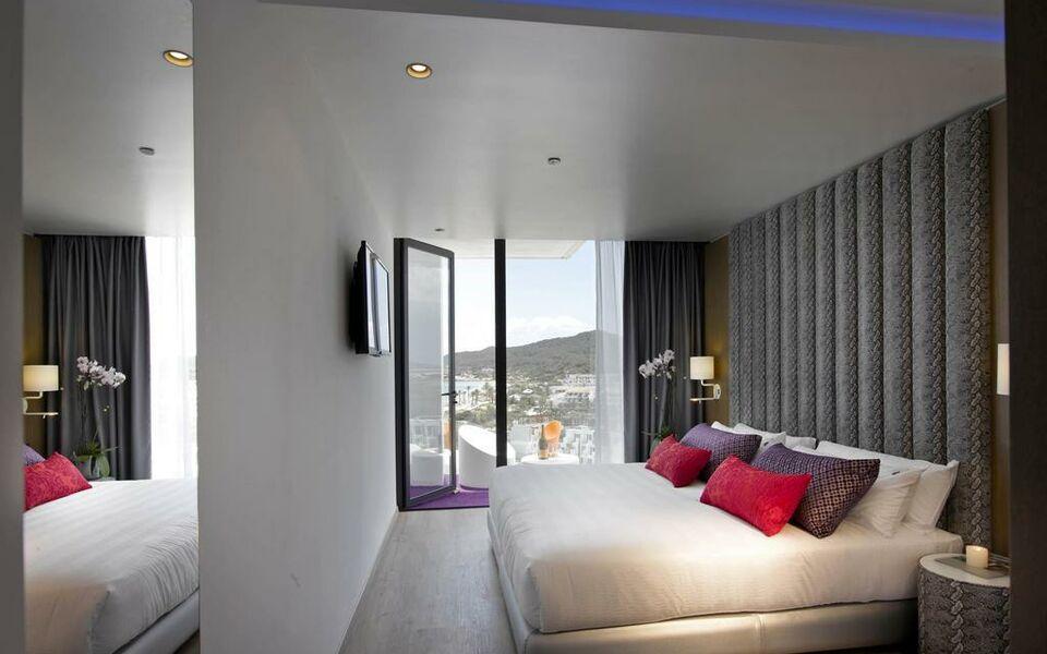 Hard rock hotel ibiza ibiza espagne my boutique hotel for Hotel boutique espagne