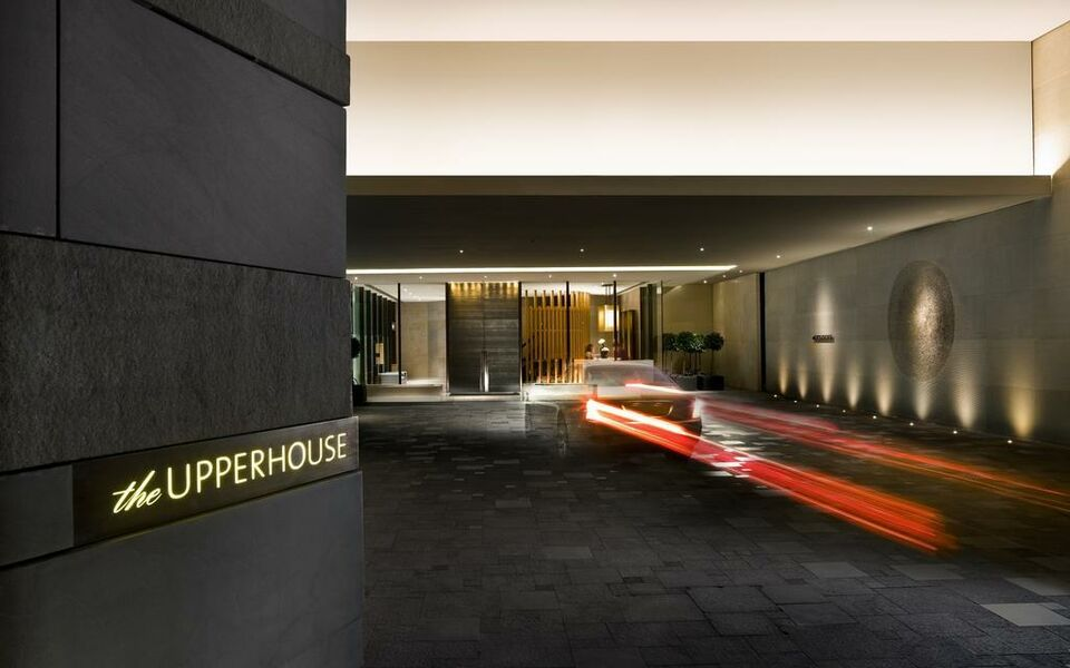 The upper house a design boutique hotel hong kong hong kong for Design boutique hotel hong kong