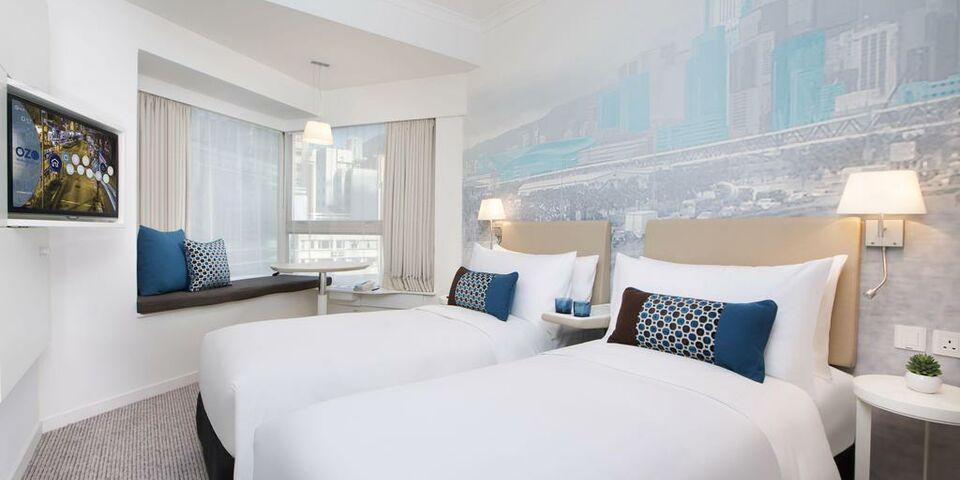 Ozo wesley hong kong a design boutique hotel hong kong for Design boutique hotel hong kong