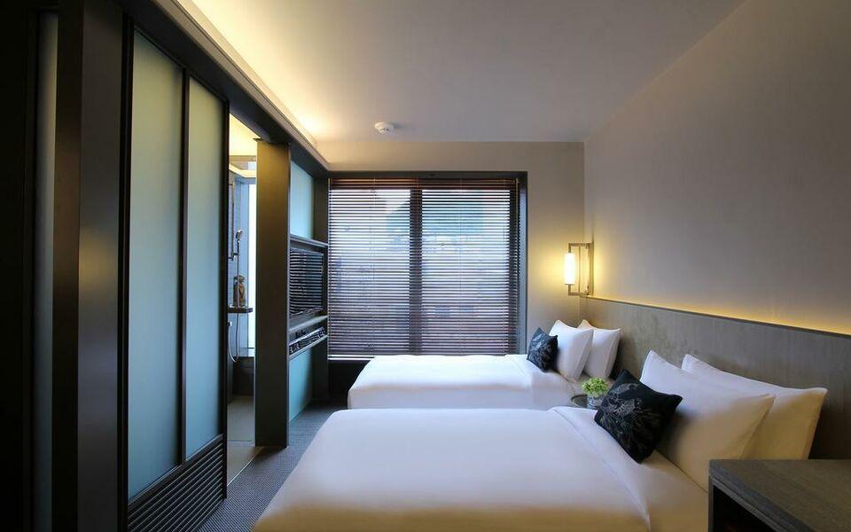 V wanchai2 hotel a design boutique hotel hong kong hong kong for Boutique hotel 1905