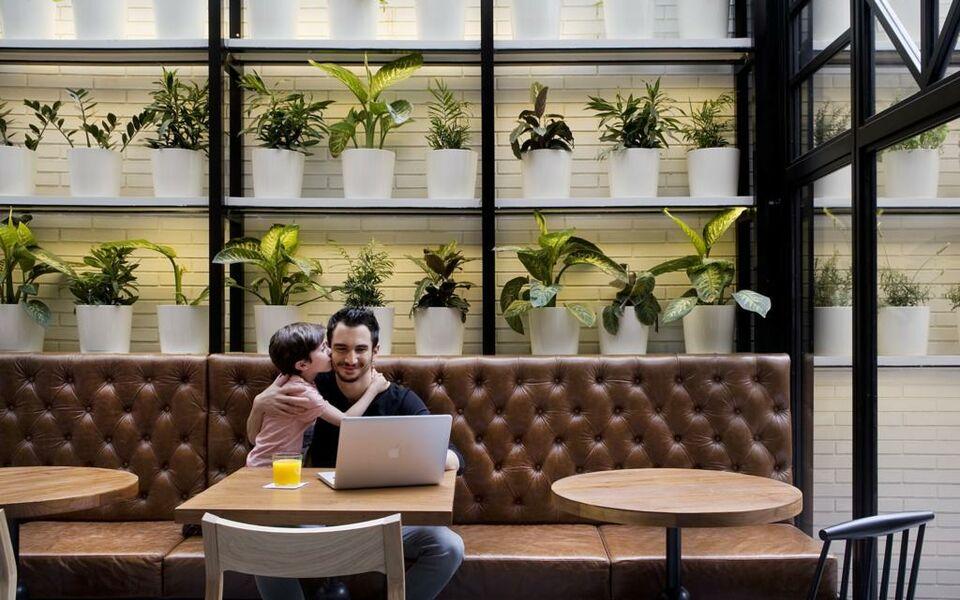 praktik bakery barcelone espagne my boutique hotel. Black Bedroom Furniture Sets. Home Design Ideas