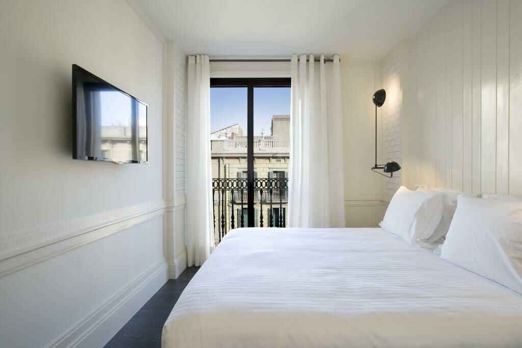 Praktik bakery barcelone espagne my boutique hotel - Hotel chambre familiale barcelone ...