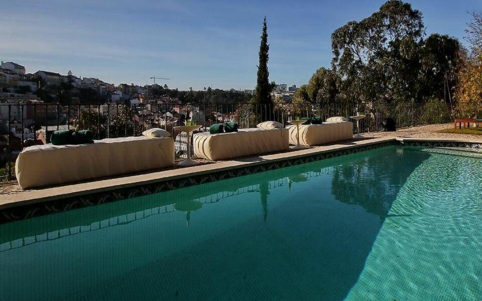 torel palace a design boutique hotel lisbon portugal ForLisbon Boutique Hotel Swimming Pool