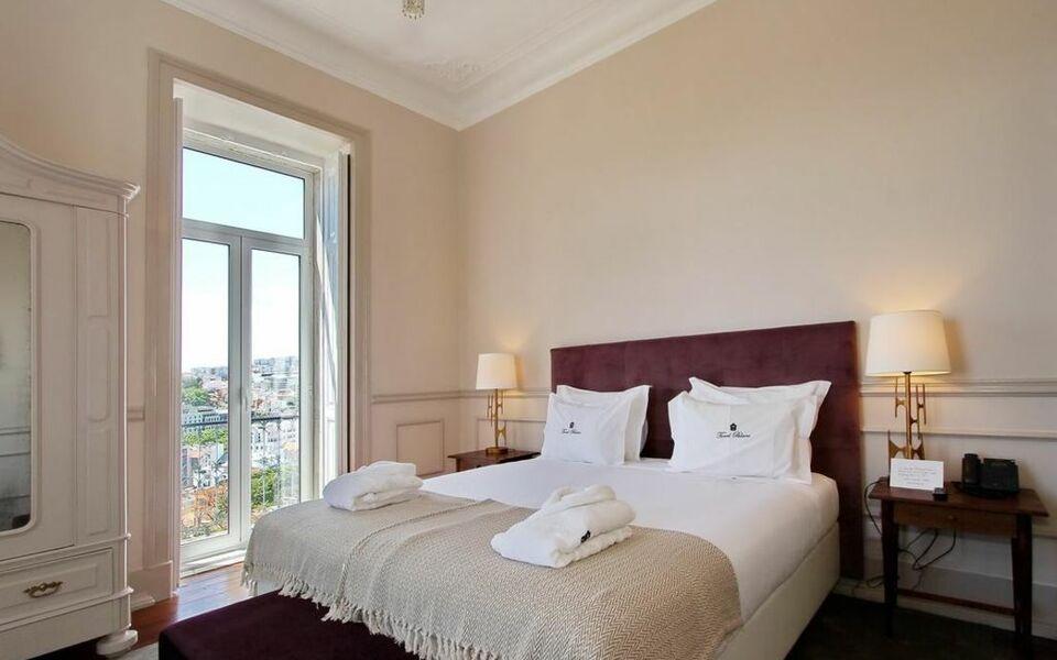 Torel palace lisbonne portugal my boutique hotel for Hotel boutique lisbonne