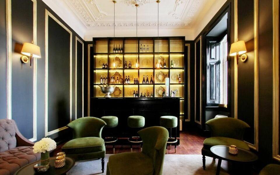 Torel palace a design boutique hotel lisbon portugal for Design boutique hotels lissabon