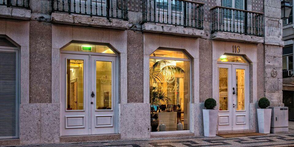 Lisboa prata boutique hotel lisbonne portugal my for Hotel boutique lisbonne