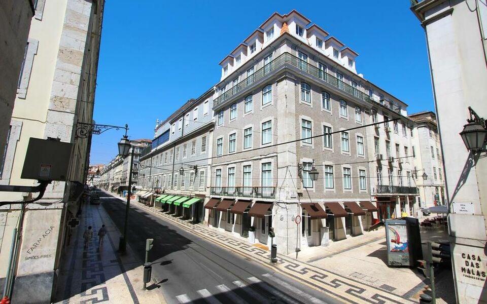 Lisboa prata boutique hotel a design boutique hotel for Hotel design lisbona