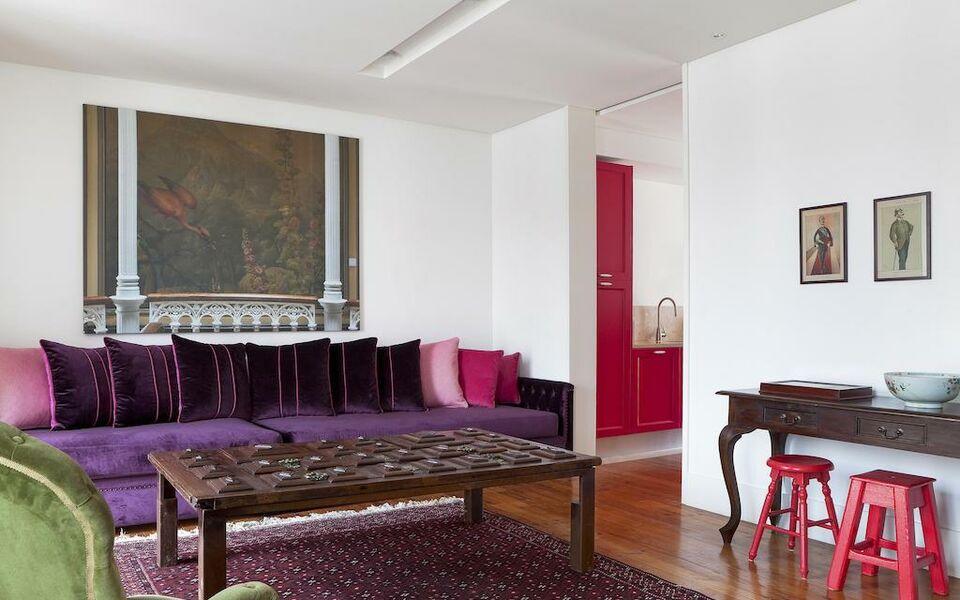 Residentas ap stolos lisbonne portugal my boutique hotel for Hotel boutique lisbonne
